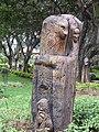 Wood art-2-cubbon park-bangalore-India.jpg
