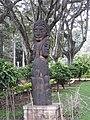 Wood art-3-cubbon park-bangalore-India.jpg