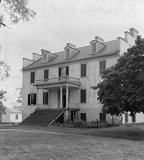 Woodbury (Leetown, West Virginia) United States historic place