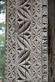 Woodcarving - South-eastern Pillar - Hidimba Devi Temple - Manali 2014-05-11 2655.JPG