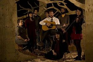 Woodpigeon (band) - Woodpigeon circa 2009