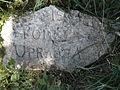 Woynillowicz family hill in Sawiczy - gravestone - Uprasza.jpg