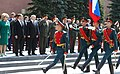 Wreath laying at Tomb of Unknown Soldier 04.jpg