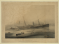 "Wreck of the U.S.M. steam ship ""Arctic"" (half-size).png"