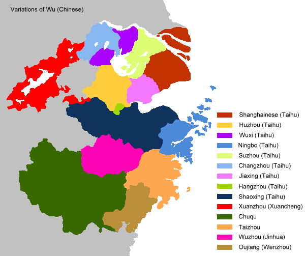Wu Dialects
