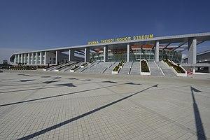 2013 Southeast Asian Games - Wunna Theikdi Indoor Stadium