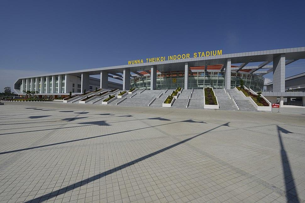 Wunna Theikdi Indoor Stadium