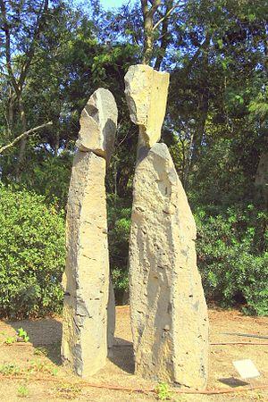 Xavier Corberó - Sculpture in Calella de Palafrugell