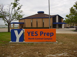 YES Prep Public Schools - YES Prep North Central