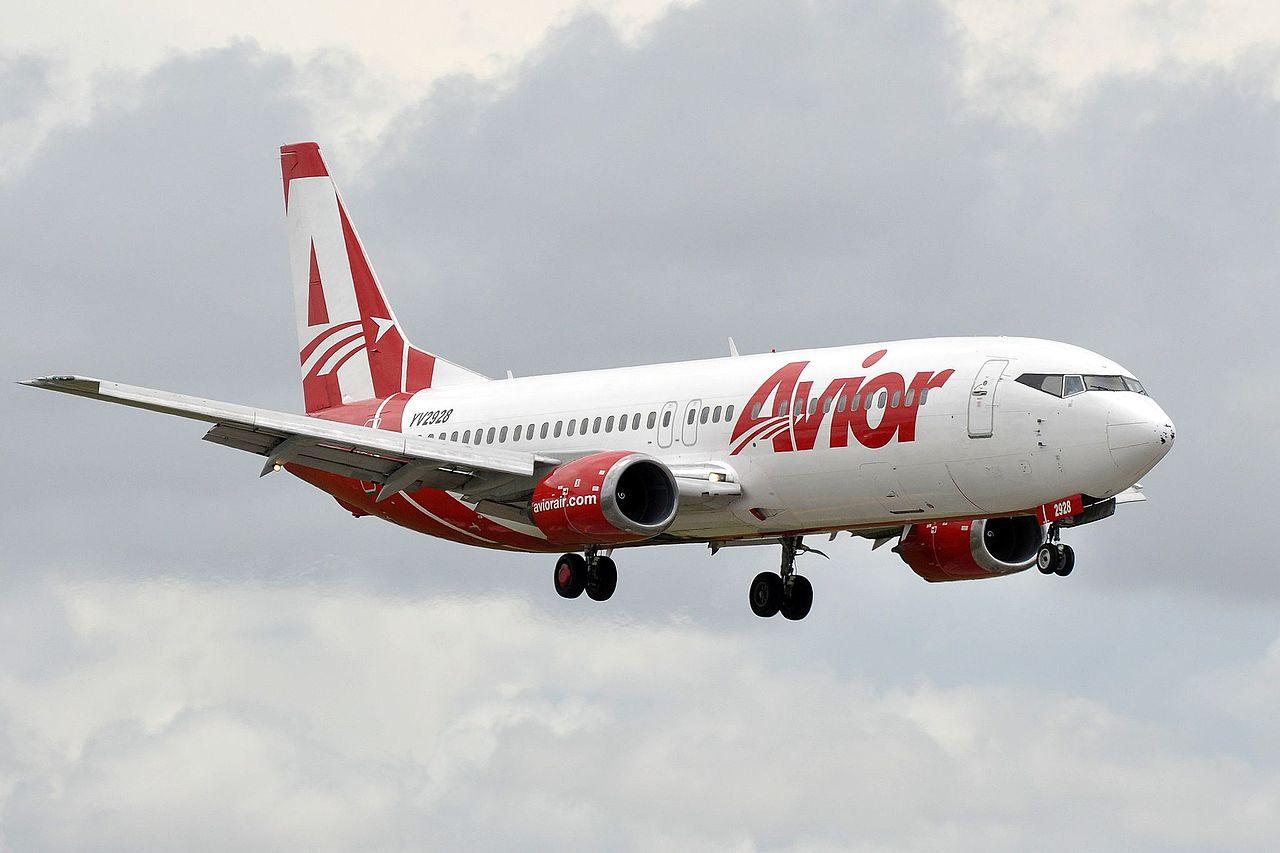 Resultado de imagen para Avior Airlines