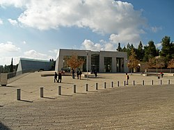 Yad Vashem Campus designed by Safdie