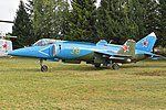 Yakolev Yak-38 '38 yellow' (37531985726).jpg