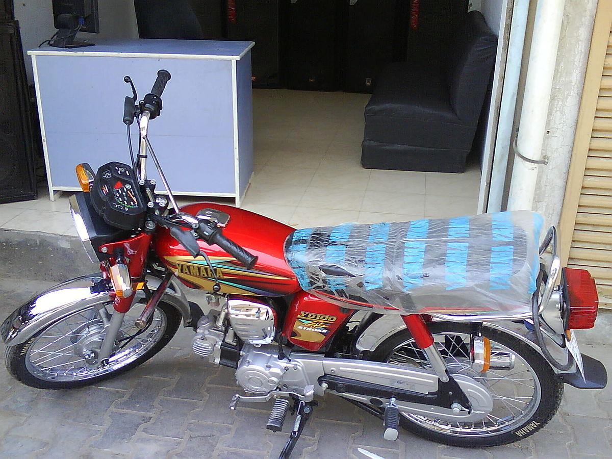 Yamaha Yd 100 Wikipedia