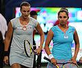 Yaroslava Shvedova and Sania Mirza (5992603131).jpg
