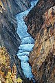 Yellowstone River (Grand Canyon of the Yellowstone, Wyoming, USA) 19 (47664562101).jpg