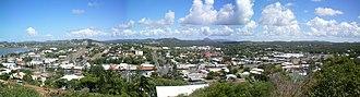 Yeppoon - Image: Yeppoon QLD Panorama