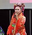 Yoko Takahashi performing at Japan Expo 2019 Paris.jpg