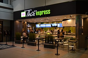 Thaï Express - Thai Express at York University.