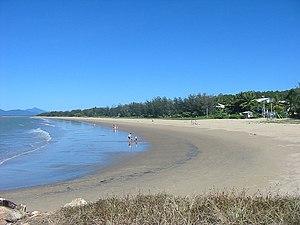 Yorkeys Knob, Queensland - Yorkeys Knob Beach
