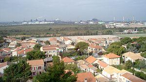 Fos-sur-Mer - Industrial zone