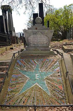 Zamenhof grave.jpg