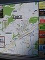 Zdice, Husova, mapa města.jpg