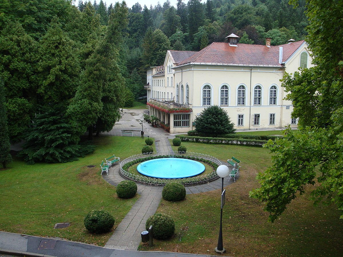Hotel Slovenija Terme Wellneb Lifeclab Portoroz