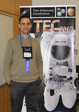 Zeev Suraski - Suraski at a Toronto conference in 2010