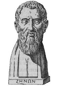 Zeno of Citium, drawing