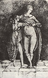 2 french girls bien baisees dans le jardin - 1 7
