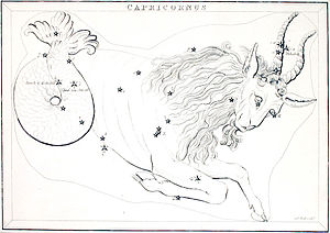 New Galilee (the Sixth Epoch) - Image: Zodiacal Constellation Capricornus
