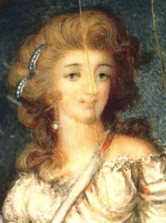 Zofia Potocka - Image: Zofia Clavone