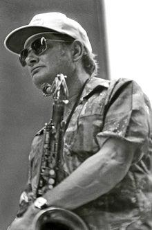 Zoot Sims nel 1976