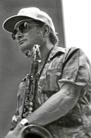 Zoot Sims - Sims at the 52nd Street Jazz Fair in 1976