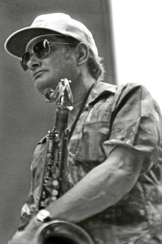 1925 in jazz - Zoot Sims 52nd Street Jazz Fair NYC July 6, 1976