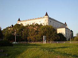 Castelo Zvolen