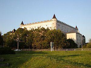 Zvolen - Image: Zvolen hrad
