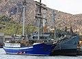 """GURE IZAR"" rigged sailing ship. (10105441444).jpg"