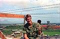 """HM Oakes, Headquarters Battalion"", January 1970 - 50174212872.jpg"