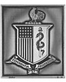 """""""The Coat of Arms 1818 Medical Department of the Army"""" detail, from- Medical Aspects Of Chemical And Biological Warfare (IA MedicalAspectsOfChemicalAndBiologicalWarfare 201804) (page 2 crop).jpg"""