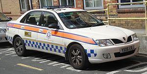 Humberside Police - Humberside Police Lexus IS-F cruiser. (above)  A Proton Impian of the Humberside Police. (below)