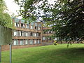 'A' Block, Hiatt Baker Hall, Stoke Bishop, Bristol - DSC05718.JPG