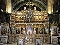(3) Bucuresti, Romania. Biserica Alba. Iconostasul Bisericii. Iulie 2017.jpg
