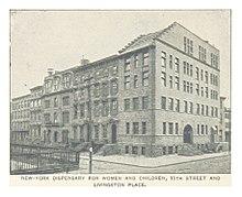 Lower Manhattan Hospital - Wikipedia