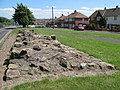 (Part of) Hadrian's Wall - geograph.org.uk - 837959.jpg