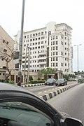 (Photo-walk Nigeria), Close view of the Admiralty tower.jpg
