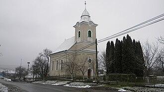 Ariniș - Reformed Church in Ariniș