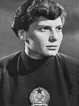 Éva Székely 1956