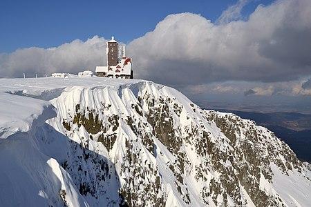 Śnieżne Kotły (Snežné jámy, Schneegruben), Krkonoše mountains