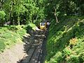 Železniční trať ve Stromovce - panoramio (2).jpg